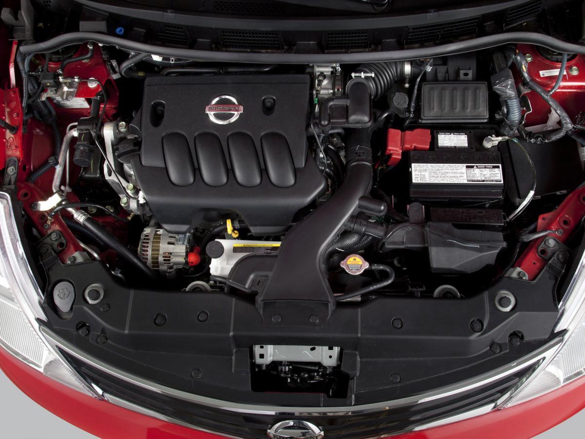 Nissan tiida fuel economy